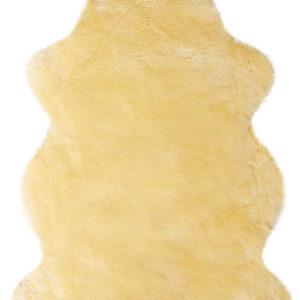 Geschoren gold-beige